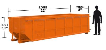 20 yard dumpster miami