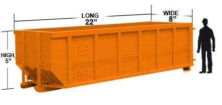 30 yard dumpster miami